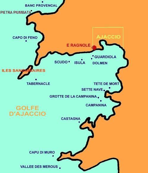 Kite Wind Corsica  association de protection et de défense du spot de Porto